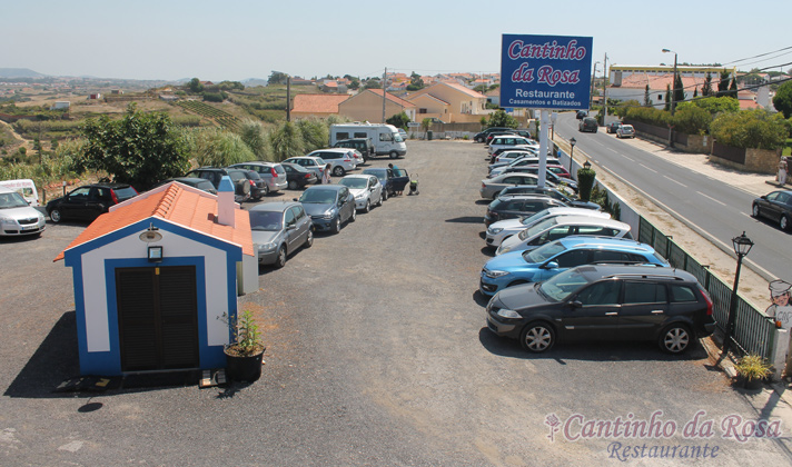 Zona de Estacionamento