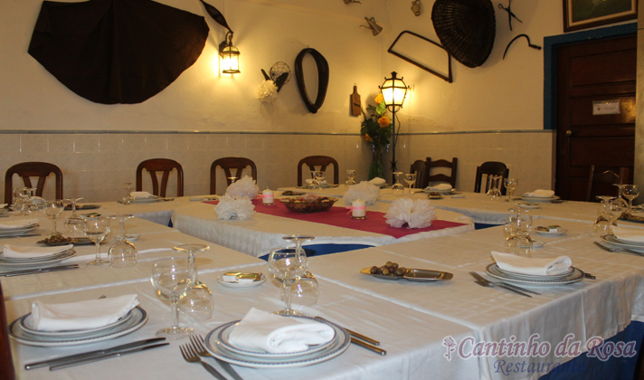 Sala do Cantinho